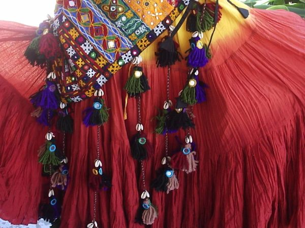 FABULOUS DIP DYED Tribal Bellydance ATS®Tribal Gypsy Skirts