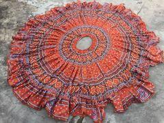 DURGA Tribal Bellydance Kuchi Gypsy ATS® Skirt