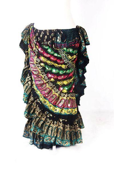 Brand New! DIVA DIVALI GYPSY FABULOUS Skirt