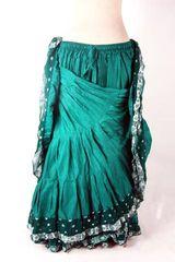 PADMA Lotus Tribal Bellydance ATS®Tribal Gypsy Skirts