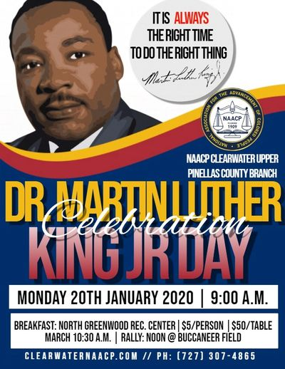 MLK Jr. Day Celebration