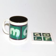 Mom Mug + Coaster
