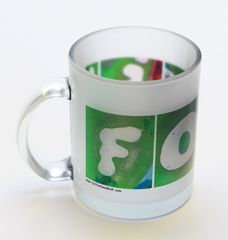 FORE Frosted Mug