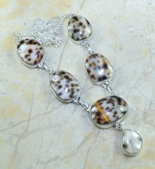 Necklace of Polished Shell