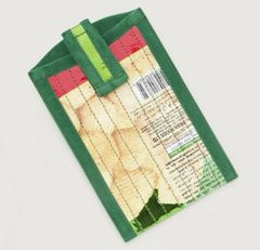 Recycled Plastic Bag Pouch