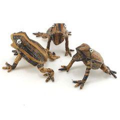 Banana Fiber Frog