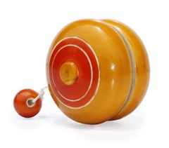 Handcrafted Wooden Yo-Yo!