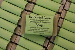 Lemongrass and Lavender Soap
