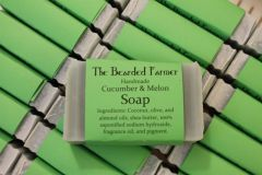 Cucumber and Melon Soap