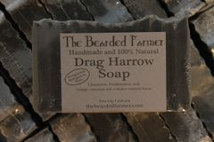 "Frankincense, Cinnamon & Orange ""Drag Harrow"" Soap"