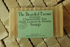 Chamomile Tea With Lemon & Honey Soap