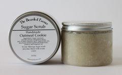 Oatmeal Cookie Sugar Scrub