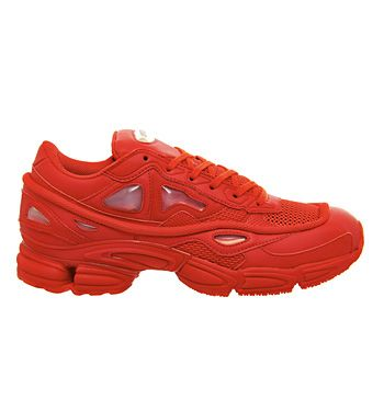 best website 7a25a c55dc Adidas BY Raf Simons Ozweego 2 (Red)