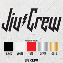 Jiu Crew - STICKERS