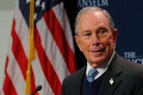 Official website: www.mikebloomberg.com