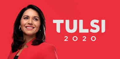 Official website: https://www.tulsi2020.com/