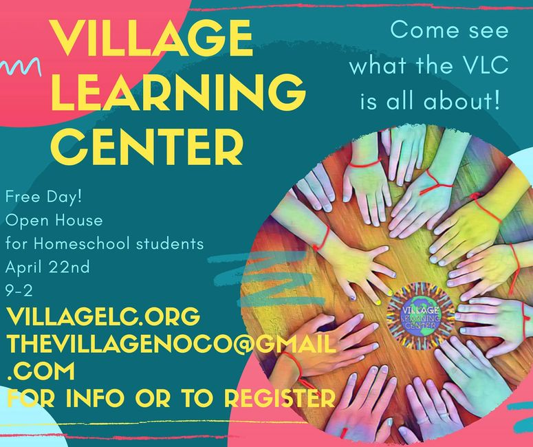 Village Learning Center Open House