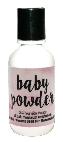 Baby Powder (2 oz)