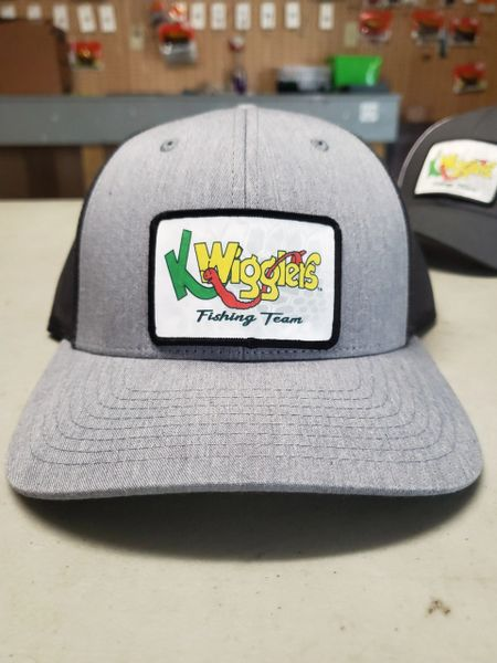 KWigglers Richardsons 115 Cap w/Patch - 2 Colors & Styles