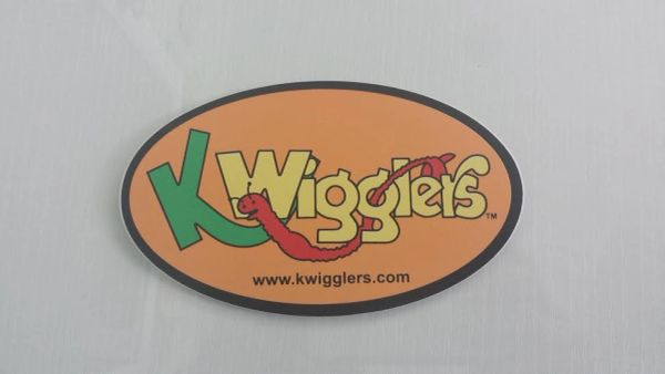 KWigglers Logo Decal - Small