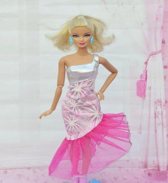 Fun Barbie Dress Modest Barbie Clothes Barbie Shoes