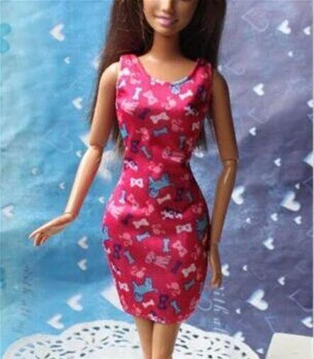 Dogs & Bones Barbie Dress Pink Barbie Shoes