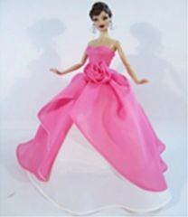 Sweet Barbie Gown-Shoes