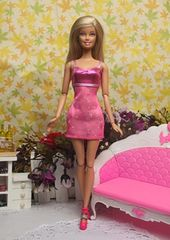 Barbie Dress-Barbie Shoes