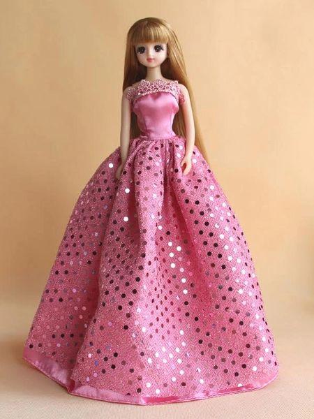 Barbie Dress-Barbie Shoes