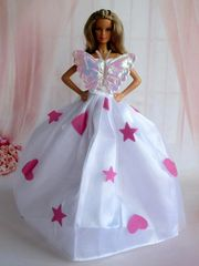 Barbie Dress-Pink Shoes