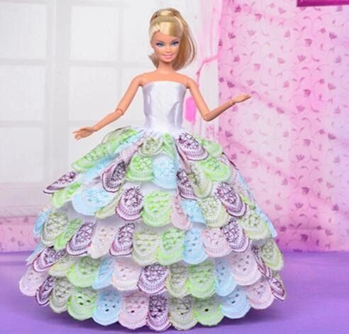 Barbie Ballgown Barbie-Shoes