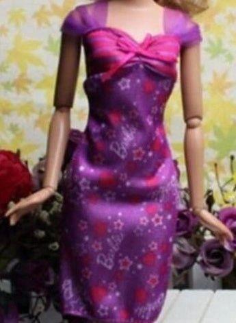 Modest Barbie Clothes-Barbie Dress-Barbie Shoes