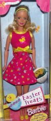 1999 Easter Treats Blond Barbie Doll