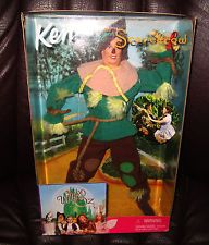 Ken As The Scarecrow 1999 Barbie Doll NRFB