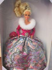 Starlight Waltz Blonde Barbie Signed by Designer 1995