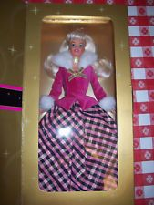 Special Edition Second In Series 'Winter Rhapsody' Barbie Doll 1996
