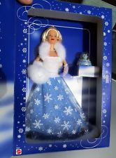 1999 Avon Snow Sensation Barbie Doll Mint