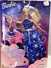 2001 STARLIGHT FAIRY BARBIE DOLL