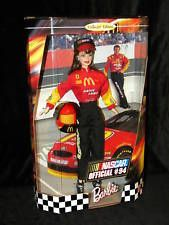 NASCAR Official #94 1999 Barbie Doll