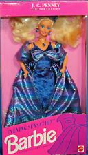 1992 Evening Sensation Barbie Blonde J.C.Penny Exclusive 26 Years