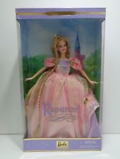 BARBIE RAPUNZEL-NEW MINT GOLD LABEL COLLECTIBLES 2001