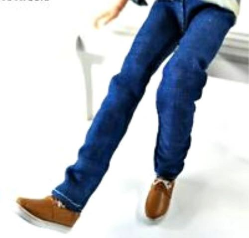 Barbie Ken Doll Jeans For Barbie's Boyfriend Fashion Doll Ken Casual Wear