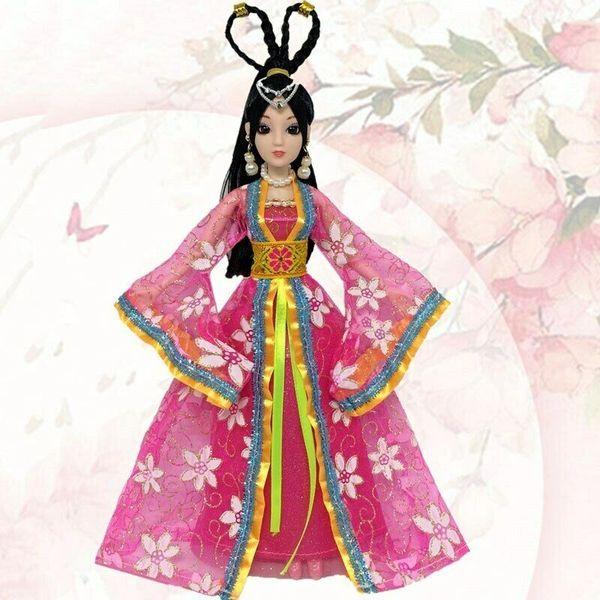 Barbie Gown Barbie Clothes Barbie Oriental Robe Barbie Dress 2
