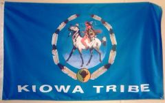 Kiowa Tribe Flag (3 x 5)