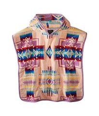 Pendleton Chief Joseph Hooded Kid's Towel
