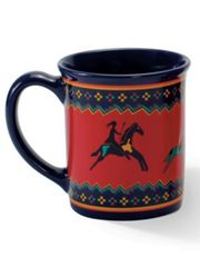 Pendleton Celebrate the Horse Ceramic Mug
