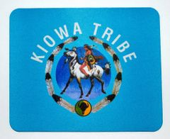 Kiowa Tribe Logo Mouse Pad