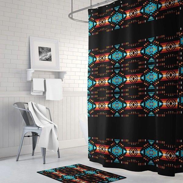 Southwest Design Bath Set