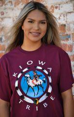 Kiowa Tribe Adult Tshirt