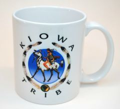 Kiowa Tribe Coffee Mug